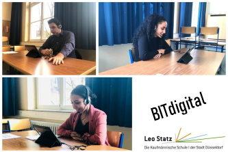 Digitaler Berufsinformationstag am Leo-Statz-Berufskolleg